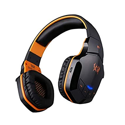 B3505 Auriculares Estereo Gaming con micrófono, soporta Bluetooth 4.1, para iPhone, Galaxy,