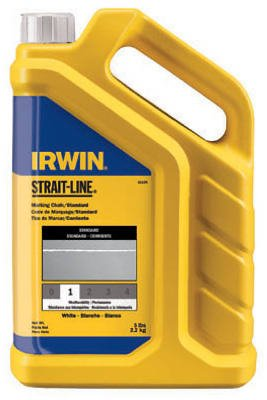 (Irwin Strait Line 65105 5 lbs Orange Chalk Refills)