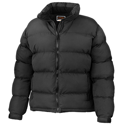Result Urban Outdoor La Femme Holkham down feel jacket Black