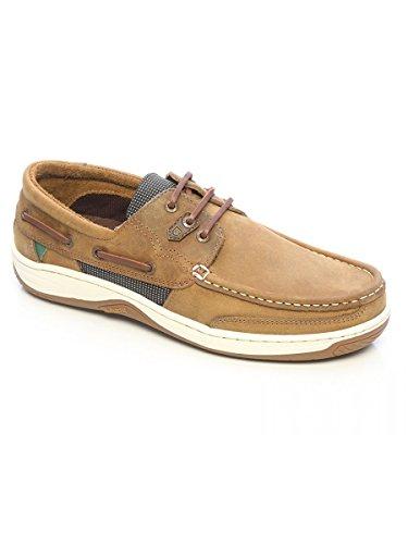 DUBARRY - Chaussures Bateau Regatta - Brown Nubuck (02), 42