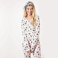 Pijama Longo Malha Dogs