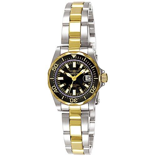 Invicta Women's 7063 Signature Collection Pro Diver Two-Tone Watch
