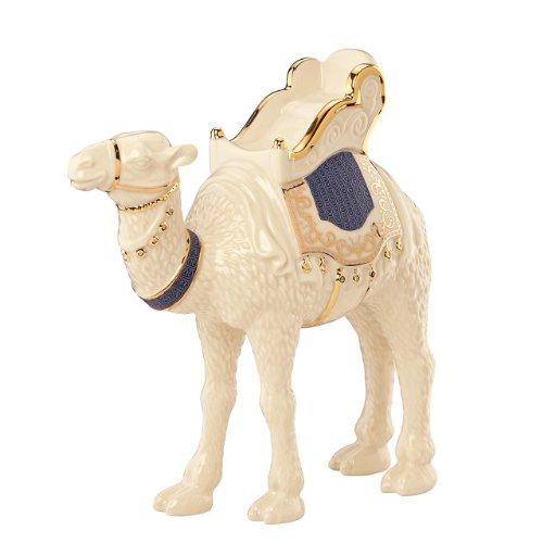 Lenox First Blessing Nativity Standing Camel, Navy