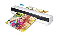 Scan documents and photos into your tablet, smartphone, or computer instantly with Air Copy from ION. Air Copy is an ultra-portable Wi-Fi scanner that gives you the freedom to scan any photo, business card or document up to size A4 directly i...
