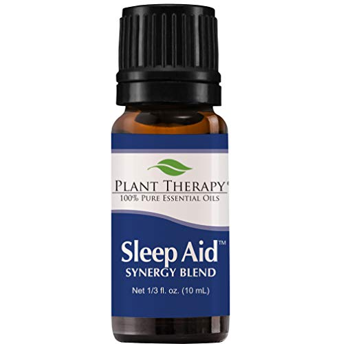 Plant Therapy Sleep Aid Synergy Essential Oil Blend. 100% Pu