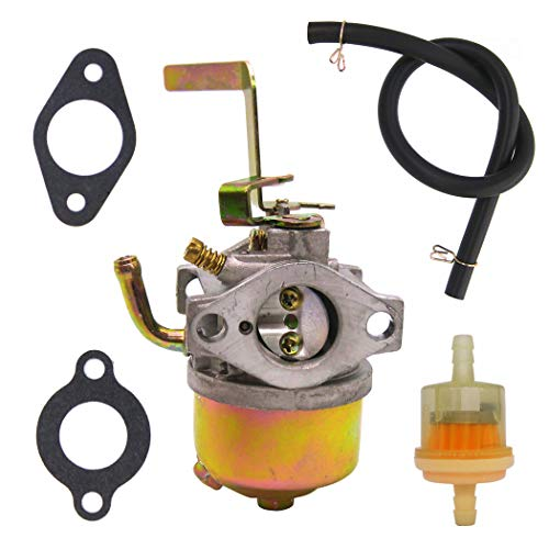 FitBest Carburetor Fits Yamaha MZ175 EF2600 EF2700 166F Coleman Powermate PW0872400 171cc 175cc Pressure Washer Generator Carb