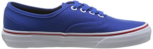 Red Authentic Sneakers U Blue mars Vans Unisex Blu princess fUA8nxxqwZ