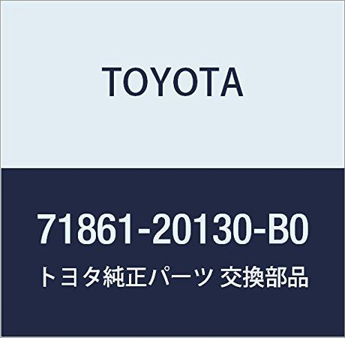 TOYOTA Genuine 71861-20130-B0 Seat Cushion Shield