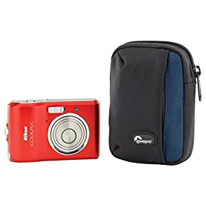 port 30 Camera Case From Lowepro – Soft Shelled Case For Your Point & Shoot Camera by DayMen US, Inc.