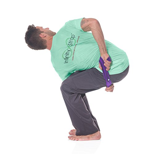 "Infinity Strap - STRETCH - Orchid (Purple) - Medium 16""-20"" Size"