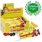 High5 Energy Gel Mixed Box 20 Sachets Sports Nutrition - Yellow