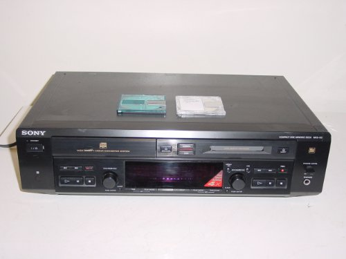 Sony MXD-D3 Compact Disc MiniDisc Deck