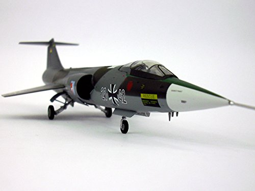 Lockheed F-104 Starfighter German AF 1/72 Diecast Metal Model