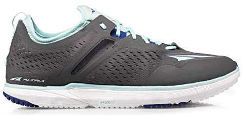 Altra AFW1923G Women's Kayenta Road Running Shoe, Gray/Blue - 7.5 B(M) US