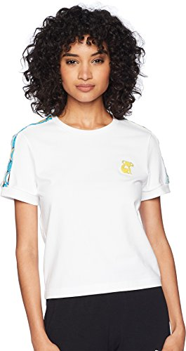 PUMA Women's PUMA x Coogi T7 Archive T-Shirt Puma White Small