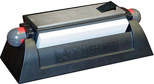 Accusharp 025C DELUXE Tri-Stone Sharp System by AccuSharp