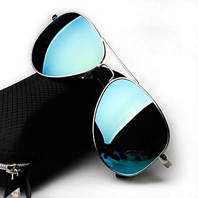 LXKMTYJ Le Goji Lunettes de soleil Lunettes miroir conducteur visage long hommes lunettes myopie multimédia HD Film miroir, conduisant la myopie Lunettes de soleil (600 degrés d'inondation)