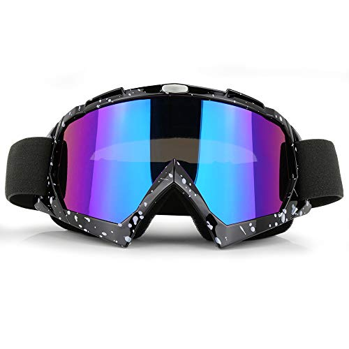 ZDATT Motorcycle Goggles Glasses