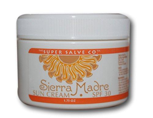 Sierra Madre Sunscreen