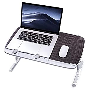 Foldable laptop desk by Taotronics