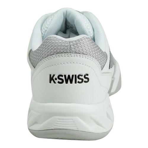 K-Swiss Herren Bigshot Light 3 Tennisschuh Weißsilber