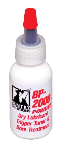 Sentry Solutions BP-2000 Powder Trigger Tuner and Lube Powder