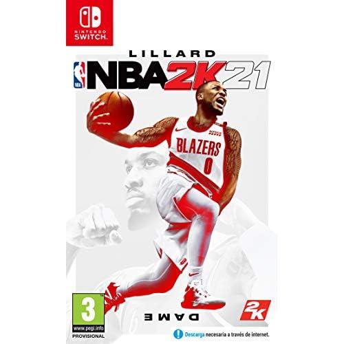 chollos oferta descuentos barato NBA 2k21 Nintendo Switch Edición Exclusiva Amazon
