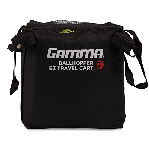 Gamma Sports EZ Travel Cart Pro Ball Hopper (Ball Carts Tennis)