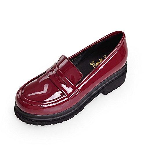 Zapatos en el otoño/Zapatos de plataforma de moda/Con zapatos de suela gruesa/zapatos casuales A