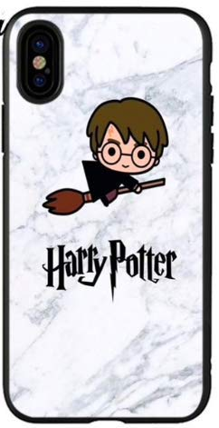 Art Design Coque Iphone X Et Iphone Xs Harry Potter Magicien