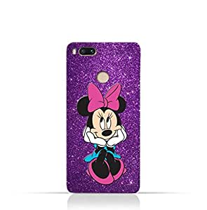 Xiaomi Mi A1 TPU Silicone Case with Minnie Mouse Lovely Smile Design