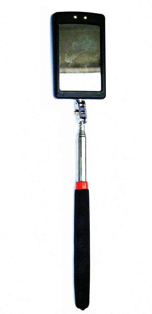 DEL Lighted Télescopique D/'inspection Miroir