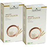 Earth's Finest Organic Oat Flour - 500G Pack of 2