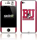 Skinit Boston University Vinyl Skin for Apple iPhone 4 / 4S