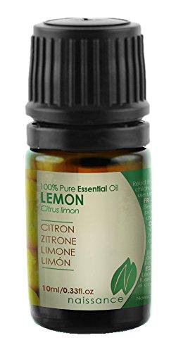 Zitronenöl - 100% naturreines ätherisches Öl - 10ml