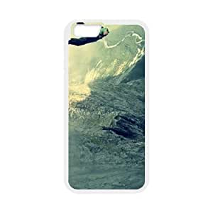 Base Jumping iPhone 6 6s Plus 5.5 Inch Cell Phone Case White 91INA91290342