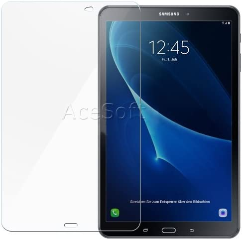 """Clear Tablet Screen Protector For 10.1/"""" Samsung Galaxy Tab A 10.1 Pack Of 1"""