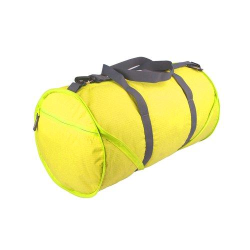 Gym Barrel Duffel Bag Travel Duffle Frisbee  Mango