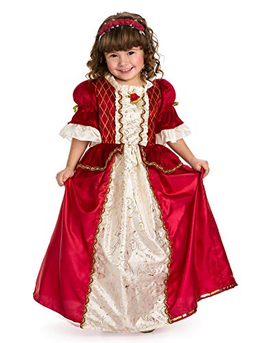 Holiday Princess Belle - Little Adventures Winter Beauty Princess Dress