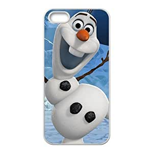 diy zhengFrozen lovely snow dolldom Cell Phone Case for Ipod Touch 4 4th /