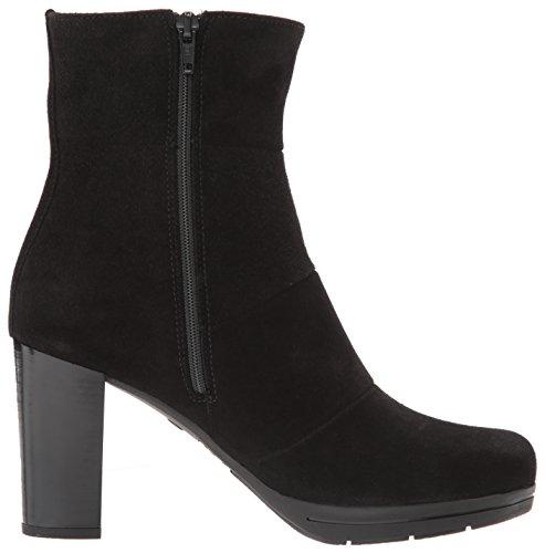 La Women's La Boot Suede Fashion Mirabella Canadienne Black Canadienne q4tdnwx5f5