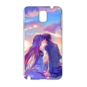 Cool-benz Beautiful romantic lover 3D Phone Case for Samsung Galaxy Note3