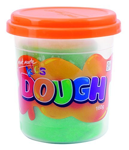 Mont Marte Kids Dough 160g Tub Green