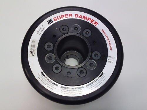Damper Ati Super - ATI Super Damper Crank Pulley for Nissan VR38DETT R35 GTR 918641