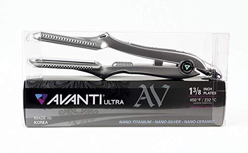 (Avanti Ultra Professional Hair Straightener  1-3/8