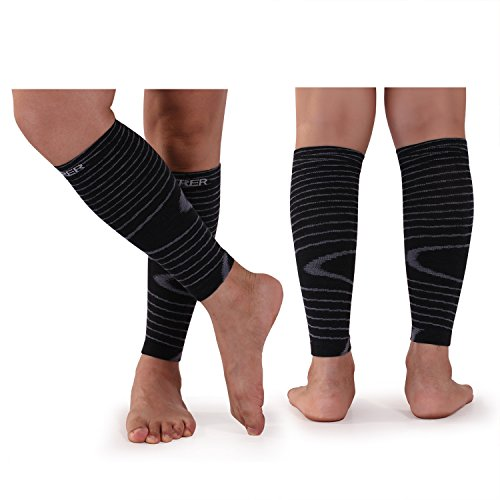 Calf Compression Recovery Sleeves Shin Splint L...