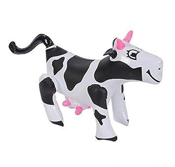 "Amazon.com: Vaca Se infla ~ 4pk ~ ~ Aprox. 17"" ..."