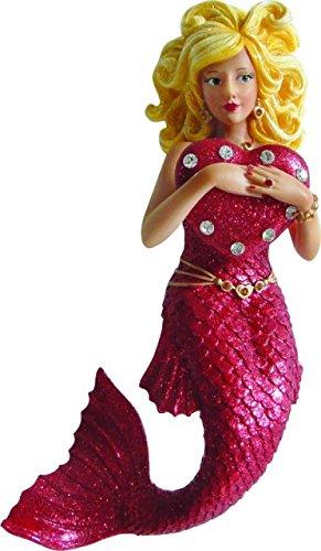 December Diamonds Mermaid Ornament Love mermaid
