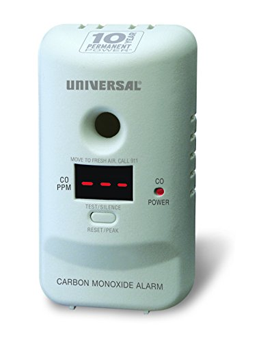 Universal Security Instruments MCD305SB Carbon Monoxide Smar