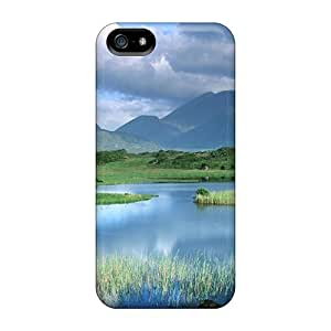 Premium Backwoods Irish Lake Back Cover Snap On Case For Iphone 5/5s